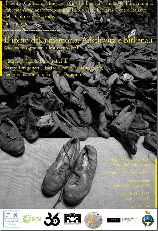 Il treno della memoria. Auschwitz e Birkenau[7]