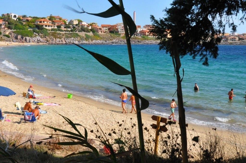 hotel-donpedro-portoscuso-spiaggia
